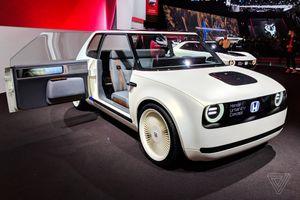 8 mẫu xe concept với công nghệ tương lai đáng chú ý
