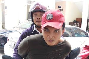 Hai thanh niên đi xe tay ga trộm chim ở Sài Gòn