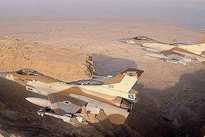 Israel dùng tên lửa cực tối tân không kích Syria