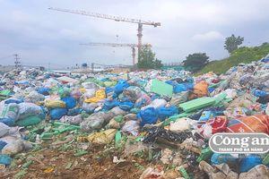 Rác thải tồn đọng hàng trăm tấn vì thiếu kinh phí xử lý