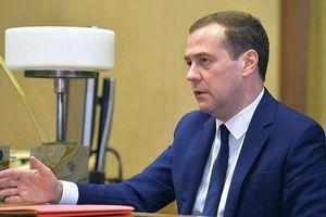 Nga trừng phạt bổ sung Ukraine