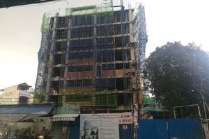 Tai nạn ở công trình xây dựng, nam công nhân tử vong