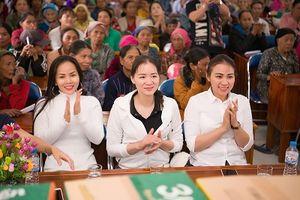 Hành trình thiện nguyện của Trần Huyền Nhung với Ms & Mr International Business tại Sơn Hòa, Phú Yên