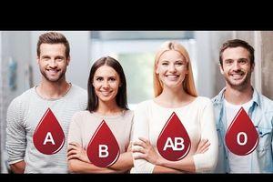 Phát hiện mới về mối liên hệ giữa nhóm máu và nguy cơ bệnh tật