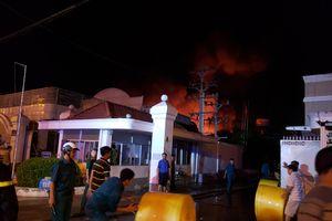 Công an TP.Cần Thơ thông tin về vụ cháy tại Khu công nghiệp Trà Nóc