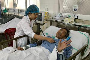 Cứu sống bệnh nhân bị suy tim nặng sau ca mổ 'thập tử nhất sinh'