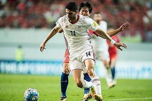 Đối thủ của ĐT Việt Nam tiếp tục nhận hung tin trước thềm Asian Cup 2019