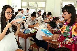 Bộ Giáo dục công bố chương trình giáo dục phổ thông mới