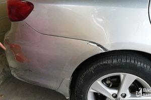 Vụ tai nạn làm cựu binh tử vong: Tạm giữ chiếc ô tô con nghi vấn