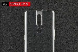 Xuất hiện ảnh ốp lưng Oppo R19 với camera kép và cảm biến vân tay mặt sau