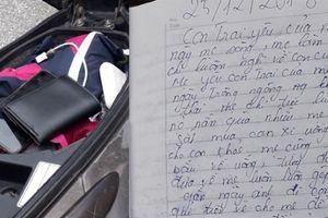 Hà Tĩnh: Người mẹ nhảy cầu để lại thư tuyệt mệnh dài 8 trang gửi con trai