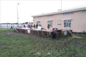 4 người tử vong khi vệ sinh hồ thu nước tại Công ty Nhiệt điện Duyên Hải