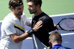 Coric 'đau lòng' vì thất bại trước Federer ở Indian Wells