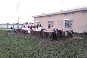 Bốn công nhân tử vong do ngạt khí tại nhiệt điện Duyên Hải
