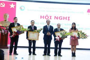 Đại học TN&MT Hà Nội phục vụ đắc lực cho sự nghiệp phát triển ngành tài nguyên và môi trường