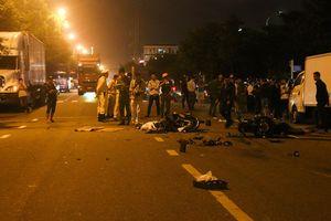 Đà Nẵng: Hai xe máy va chạm nhau cực mạnh khiến 3 người thương vong