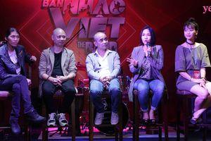 Nguyễn Hải Phong không ngại đóng vai ác trên ghế nóng Ban nhạc Việt mùa 2