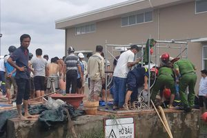 Bốn công nhân tử vong vì sự cố kinh hoàng ở nhà máy nhiệt điện Duyên Hải