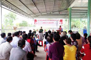 Kiên Giang: Khởi công xây dựng 2 cây cầu vùng khó khăn