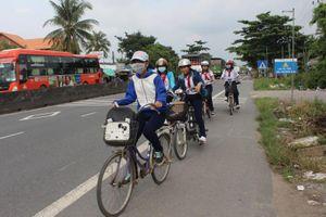 Tiền Giang triển khai Dự án An toàn giao thông cho trẻ em