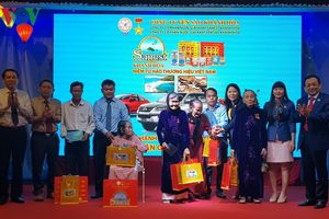 Ấm áp những phần quà tặng các mẹ Việt Nam anh hùng dịp cuối năm