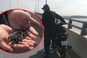 Phạt hành chính kẻ rải đinh trên cầu, cao tốc là thỏa hiệp với tội ác man rợ