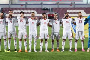 Đối thủ của Việt Nam mang 21 cầu thủ tới Asian Cup để vô địch