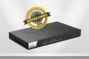 Router doanh nghiệp: DrayTek Vigor3900 - Giải pháp VPN đa kênh cho doanh nghiệp