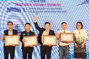 MISA, MoMo, FPT và nhiều doanh nghiệp đoạt Giải thưởng CNTT-TT TP.HCM 2018