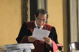 Clip tòa tuyên án vụ Vinasun kiện Grab