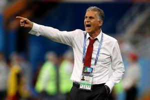 HLV Iran viết tâm thư xúc động trước thềm Asian Cup