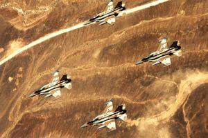 Israel chuẩn bị dội thêm bão lửa vào Syria