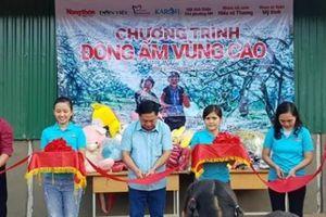 Điện Biên: Tặng lớp học ở bản 'nhiều không'