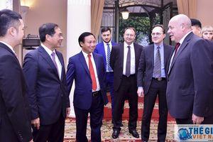Chuẩn bị phối hợp tốt cho Năm chéo Việt – Nga (2019 - 2020)