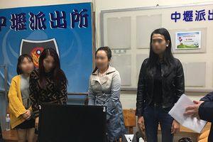 Thông tin về vụ 152 khách du lịch Việt bỏ trốn ở Đài Loan