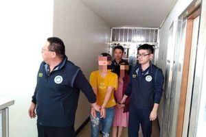 Đã bắt được 14 người trong vụ 152 du khách VN bỏ trốn ở Đài Loan