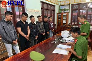 Nhóm thanh niên từ miền Bắc vào khuynh đảo Đắk Lắk bằng 'tín dụng đen'