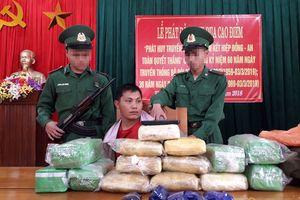 'Chặt đứt' đường dây ma túy của ông trùm người Lào