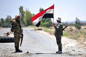 Quân đội Syria lần đầu tiên tiến vào thành phố Manbij sau 6 năm