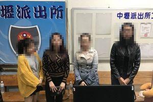 Tin mới nhất vụ 152 khách du lịch Việt bỏ trốn tại Đài Loan