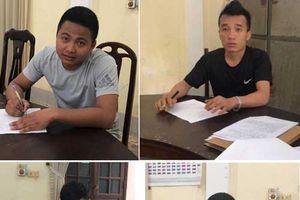 Nghệ An: Đốt pháo trong đám cưới, 4 thanh niên đối diện án tù