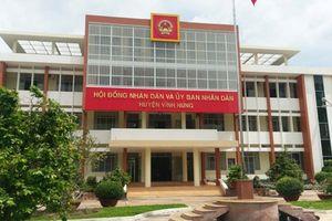 Thanh tra hoạt động HTX Vĩnh Hưng