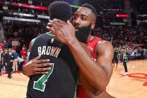 James Harden 'hóa siêu nhân', Rockets cho Celtics 'khóc hận'