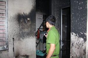 TP HCM: Một phụ nữ bị sát hại ở phòng trọ