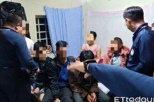 Vụ 152 du khách Việt bỏ trốn: Đã bắt giữ 17 người, xác minh thông tin cô gái Việt 'phục vụ' tại nhà thổ 'khét tiếng'