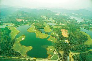 Vĩnh Phúc: Điểm nhấn kinh tế, xã hội từ tổ hợp Dự án Sân Golf Đại Lải