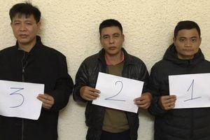 Triệt phá ổ nhóm gây ra hơn 20 vụ cướp, đâm trọng thương người truy đuổi