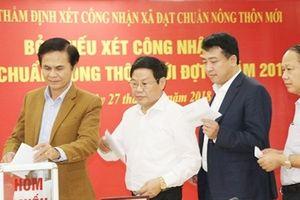 Hà Tĩnh: Thêm 35 xã về đích nông thôn mới