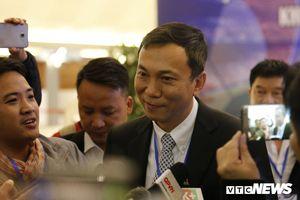 Ông Trần Quốc Tuấn làm Phó Chủ tịch Thường trực VFF