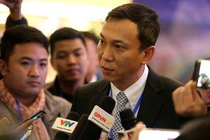 Ông Trần Quốc Tuấn được phân công là Phó Chủ tịch Thường trực VFF